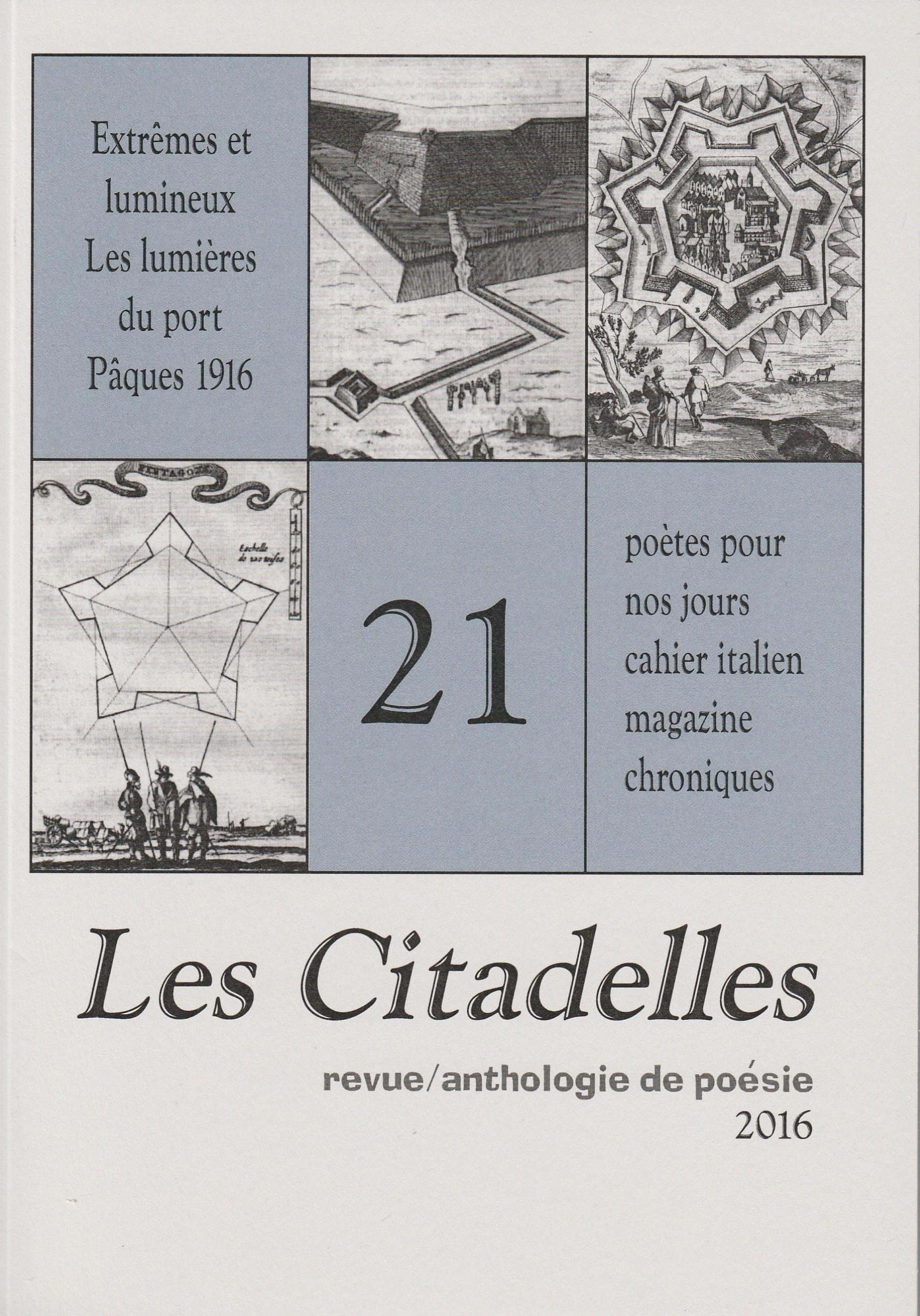 Les Citadelles. 2016. N° 21